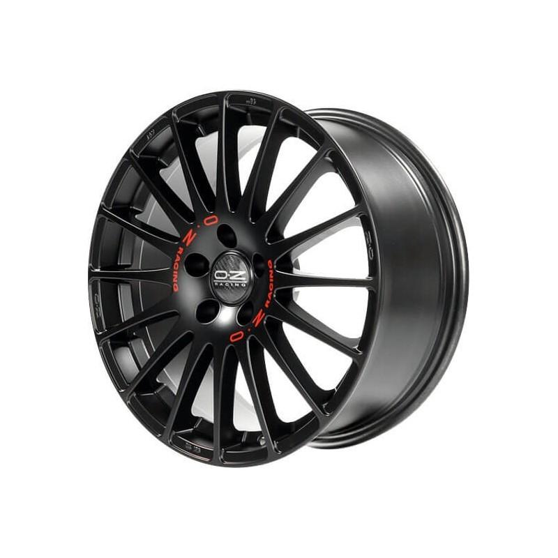 OZ Superturismo GT Blk 5